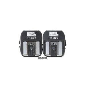 Pixel TF-322 Flash Hot Shoe Adapter