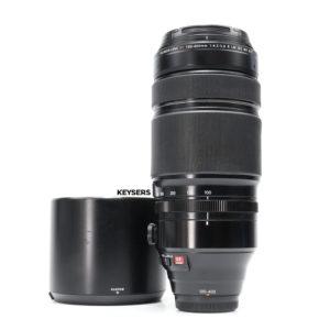 Fujifilm XF 100-400mm f4.5-6.6 R LM OIS WR Lens