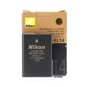 Nikon EN-EL14 Battery