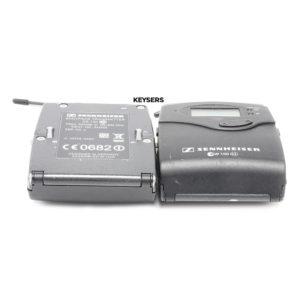 Sennheiser EW 100 G3 Lapel Mic System