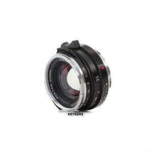 Voigtlander 35mm f1.4 Nokton Classic (Leica Mount) Bundle