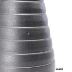 75mm Black Conical Snoot Light Shape (Bowens Mount)