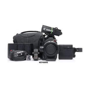 Canon EOS C300 MKii Cinema Camera Body