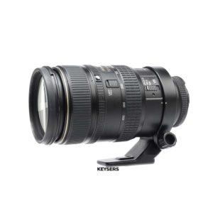 Nikon AF 80-400mm f4.5-5.6 D ED VR Lens